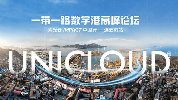 2019紫光云IMPACT中国行·连云港站